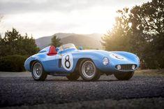 Ferrari 500 Mondial/54 Spyder chassis 0556MD