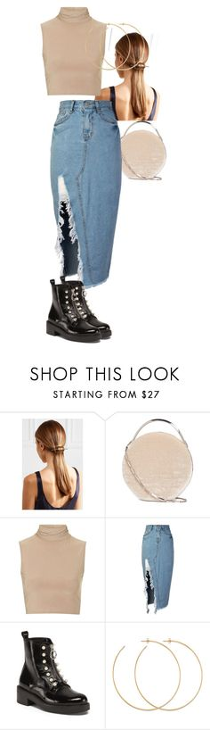 """""""_#"""" by ruxandraanita on Polyvore featuring Elizabeth and James, Eddie Borgo, Rare London, storets and Allison Bryan"""