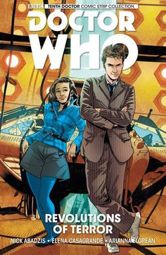 Doctor Who 10th Doctor Volume 1: Revolutions Of Terror