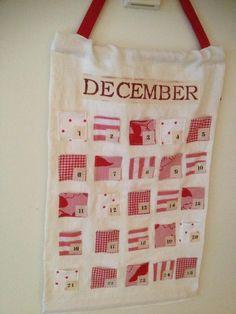 Holiday: Advent calendar