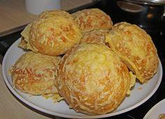 Kuchen & Torten Rezepte: Käsebrötchen