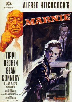 Movie #103 of 2014 - Marnie - 2.5/5 stars. The host of Fox News Business Melissa Francis starred in this movie as a child.