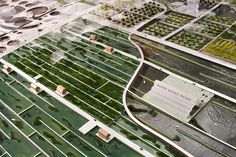 Park Supermarket / Research / van Bergen Kolpa Architecten, Dutch architects based in Rotterdam