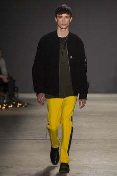 Ovadia & Sons Fall 2017 Menswear Collection Photos - Vogue