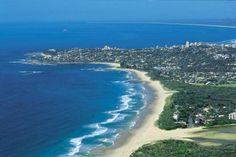 Enjoy the amazing views and beachs on the Sunshine Coast  #airnzsunshine