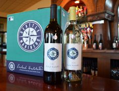 Seattle Mariners Wine