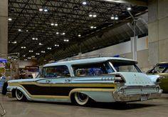 58 Mercury wagon