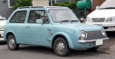 The Nissan Pao Was Way Ahead of Its Time - Autotrader Japanese Domestic Market, Fiat Ducato, Nissan Infiniti, Cargo Van, Japanese Cars, Small Cars, Motor Car, Peugeot, Cool Cars