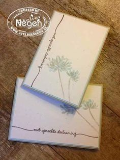 Stampin' Up! Too Kind stamp set - Created by Atelier Negen - www.laulijn.nl