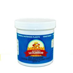 Shop Now for Beat Your Neighbor all purpose plant food and fertilizer. The best fertilizer for plants and flowers. Grow like the pros with this single jar of quality fertilizer. Makes 96 gallons. Ships in 3 to 5 days via USPS. Outdoor Plants, Outdoor Gardens, Indoor Outdoor, Outdoor Ideas, Outdoor Spaces, Organic Gardening, Gardening Tips, Gardening Supplies, Greenhouse Gardening