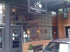 Bluegrass Cafe - Charlottesville, VA