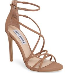 c80f64198f5 Main Image - Steve Madden Strappy Sandal (Women) Strappy Sandals Heels