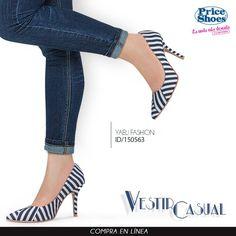 8aded1e9 Price Shoes · Zapatillas · Un estilo casual. #zapatillas #tacones #pump  #chic #fashion #fashionable