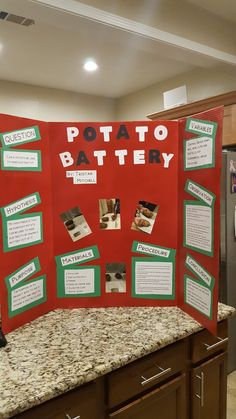 make a potato battery kids potato electricity  science potato clock diagram potato clock diagram potato clock diagram potato clock diagram
