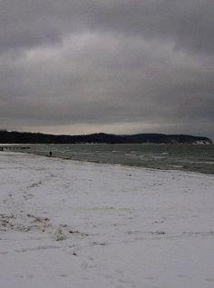 the winter Baltic Sea in December, Sopot. Baltic Sea, Scandinavian, Scotland, December, Coast, History, Beach, Winter, Outdoor