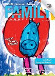 March 2010 issue about summer camps!