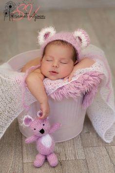 infant newborn baby girl clothes girls flower headband mesh ball