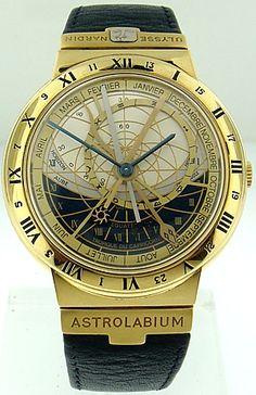 Ulysse Nardin Astrolabium Galileo Galilei @calibrelondon