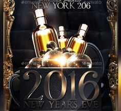 happy-new-year-flyer-template