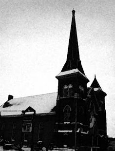 This past January 10th Erie County Paranormal once again did an investigation at our church, St. Paul's United Church of Christ here in Erie...