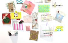Japanese gift wrapping ideas.