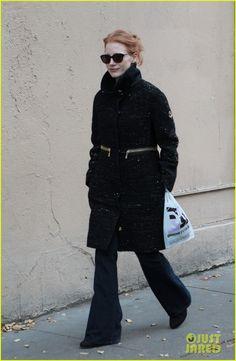 Jessica Chastain: New 'Zero Dark Thirty' Poster!