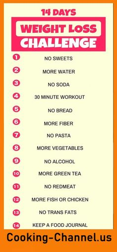 Here's How To Lose Up To 18 Pounds In Just 2 Weeks! - Challenge Day Heres lose Page Pounds Weeks 539446861617866336 Low Carb Diet Plan, Healthy Diet Plans, Diet Plans To Lose Weight, Losing Weight Tips, Easy Weight Loss, How To Lose Weight Fast, Weight Gain, Healthy Weight, Healthy Eating