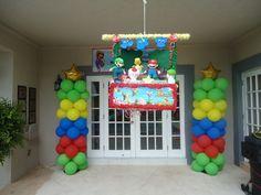"Photo 6 of 45: MARIO BROS / Birthday ""Mario Brothers- Morejon Brothers"" | Catch My Party"