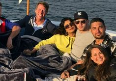 Nick Jonas and Priyanka Chopra's relationship may just be in the early stages, but it isn't coming as a surprise to the people closest to them. Celebrity Couples, Celebrity News, Nick Jonas Instagram, Bollywood Updates, Jonas Brothers, Aishwarya Rai, Priyanka Chopra, Celebs, Celebrities