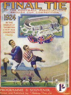 1924 FA Cup Final: Newcastle United vs. Aston Villa