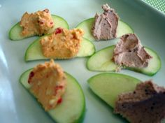 Cheater Foie Gras Made with Liverwurst--I love this recipe for a party.