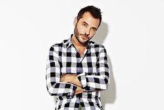 Felcser Máté_Punnany Massif Button Down Shirt, Men Casual, Plaid, Mens Tops, Shirts, Women, Fashion, Chess, Moda