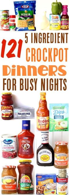 Easy Chicken Dinners for Busy Nights, Healthy M 5 Ingredient Crock Pot Recipes! Easy Chicken Dinners for Busy Nights, Healthy M. Easy Chicken Dinners for Busy Nights, Healthy M. Slow Cooker Desserts, Slow Cooker Recipes, Cooking Recipes, Cooking Steak, Cooking Games, Cooking Classes, Cooking Tips, Crock Pot Food, Gourmet