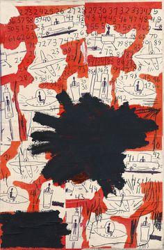 JEAN-MICHEL BASQUIAT, UNTITLED, 1984.