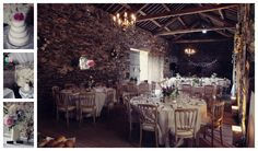 English Country Barn Wedding