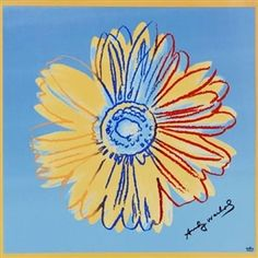warhol flowers - ANDY WARHOL : More at FOSTERGINGER @ Pinterest .