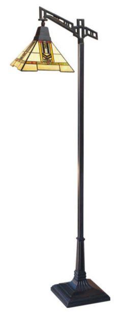 1573 Paul Sahlin Tiffanys Floor Lamp