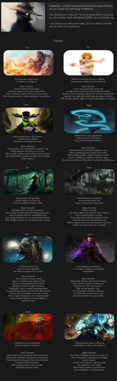 Magic Adventure Cyoa