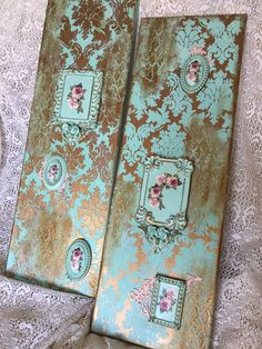 Discover thousands of images about Athina Bitolianou Decoupage Art, Decoupage Vintage, Wood Crafts, Diy And Crafts, Arts And Crafts, Sculpture Painting, Painting On Wood, Mixed Media Canvas, Mixed Media Art