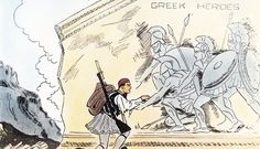 28th October, Greek History, Greece, Projects To Try, Teaching, Education, Illustration, Art, Google