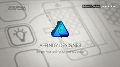 Affinity Designer for UI and Web Design