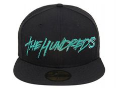 THE HUNDREDS x NEW ERA「Marker」59Fifty Fitted Baseball Cap