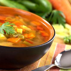 Maigrir: débuter les repas par une soupe réduit la prise totale de calories | PsychoMédia
