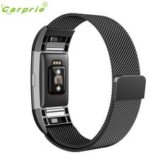 >> Click to Buy << Hot-sale CARPRIE Smartwatch Band Replacement Milanese Stainless Steel Watch Band Strap Bracelet For Fitbit Charge 2 Gifts #Affiliate
