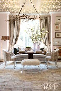 South Shore Decorating Blog: What I Love Wednesday: Classically Elegant Rooms