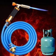 Liquefied Gas Welding Torch - Welds All Sorts Of Things With Safety & Ease Welding Gas, Welding Shop, Welding Torch, Welding Table, Welding Flux, Welding Helmet, Metal Working Tools, Metal Tools, Metal Art