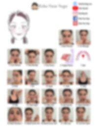 Yoga Poses — Koko Face Yoga Diy Beauty, Beauty Hacks, Face Yoga Exercises, Facial Yoga, Korean Eye Makeup, Face Massage, Massage Techniques, Yoga For Kids, Yoga Videos