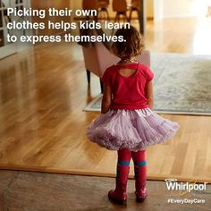 """Choosing their outfits can be an important form of self-expression for young kids… even if the results can be a little """"creative."""" Show us an outfit your little one put together and we might share it here"""