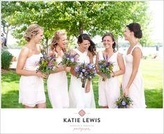 wedding pictures - bridesmaids - Katie Lewis Photography, Inc.
