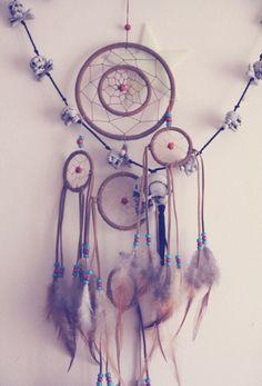 dream catcher boho hippy feathers